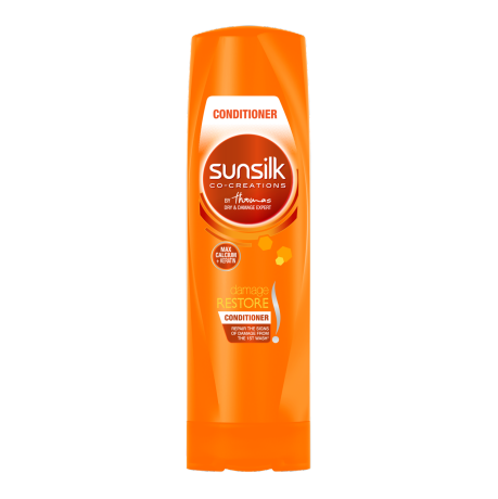 Sunsilk Damage Restore Conditioner 320ml front of pack image