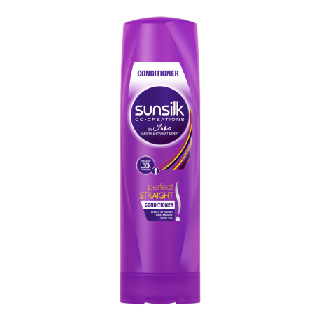 Sunsilk Perfect Straight Conditioner 320ml front of pack image